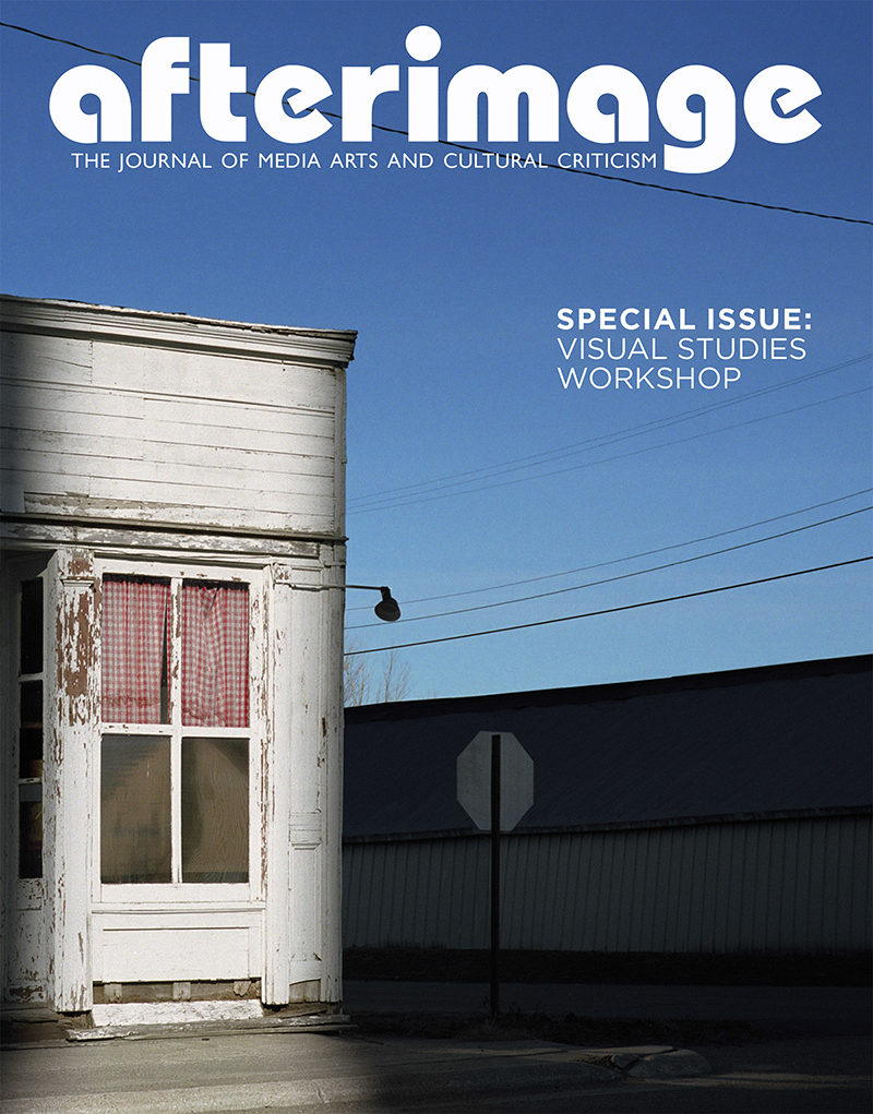 Afterimage Vol. 41, No. 1
