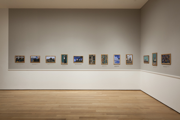 One Way Ticket: Jacob Lawrence's Migration Series and Other Visions of the Great Movement North