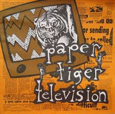Paper Tiger Television logo