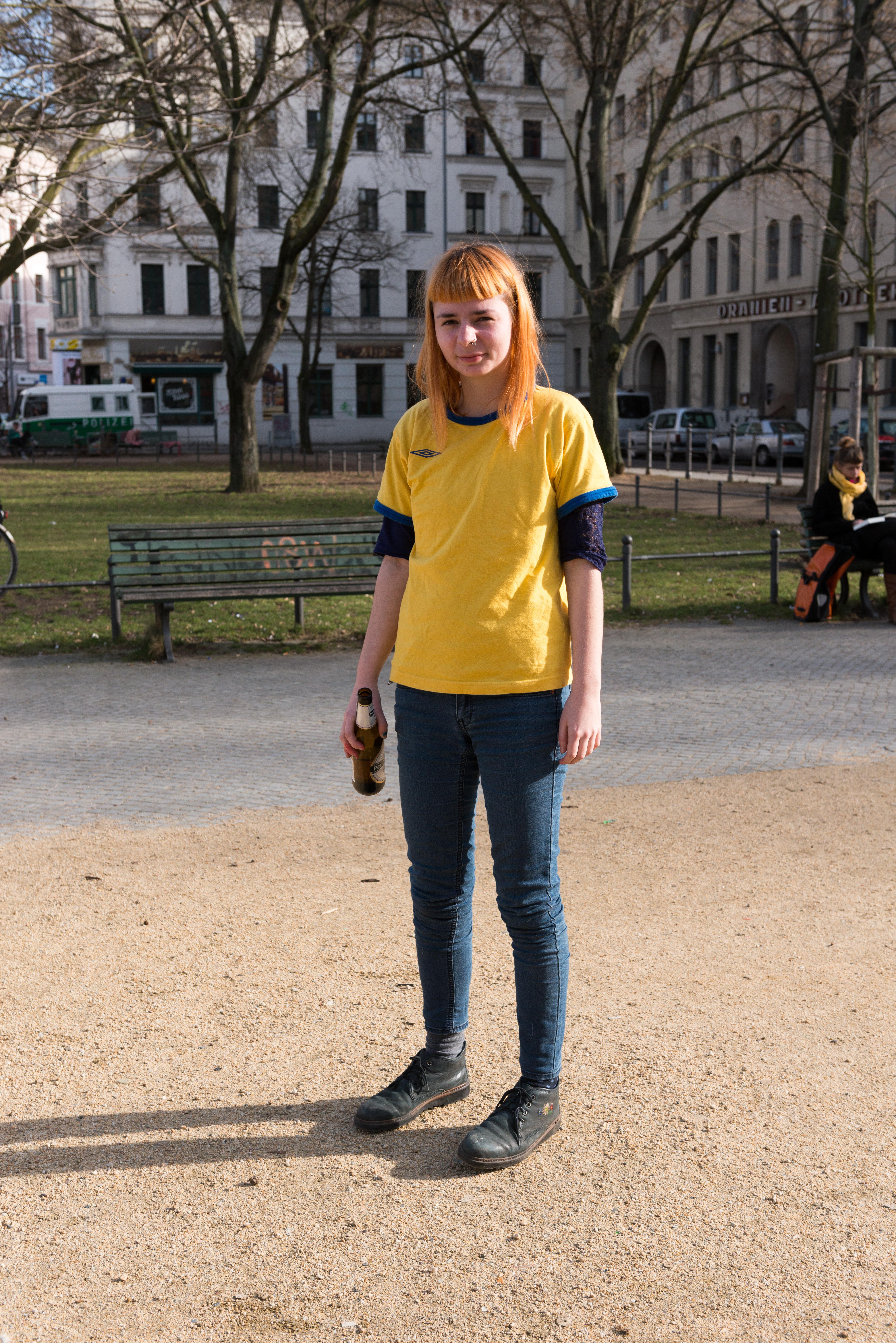 Tekk Back Da O-Platz * Act I, Oranienplatz, 5.3.2017
